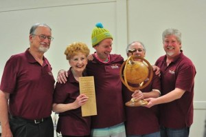 Quiz Show Winners and Thanks