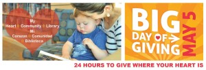 What is the Big Day of Giving?
