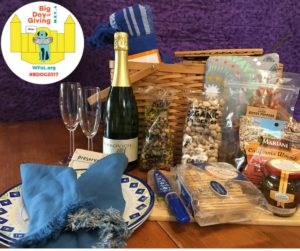 Give for a Chance to Win Our #BDOG2017 Shakespeare Picnic Basket